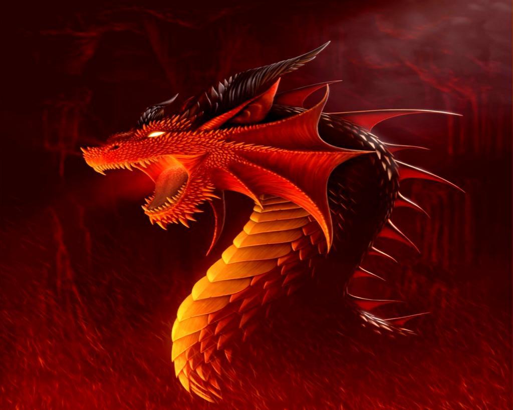 Дракон. Рассказ.